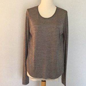 Vince long sleeved shirt, sz S